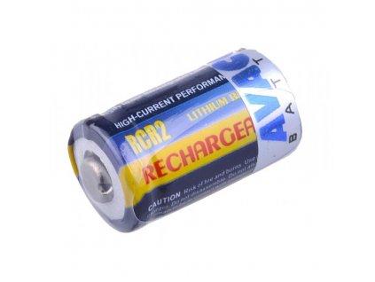 Baterie Avacom CR2, CR-2 Li-Fe 3V 250mAh 0.8Wh
