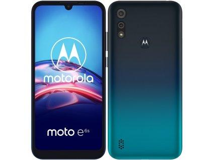 Mobilní telefon Motorola Moto E6s - modrý