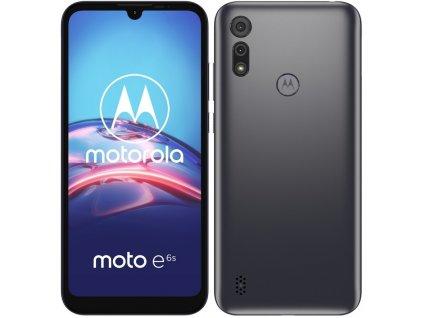 Mobilní telefon Motorola Moto E6s - šedý