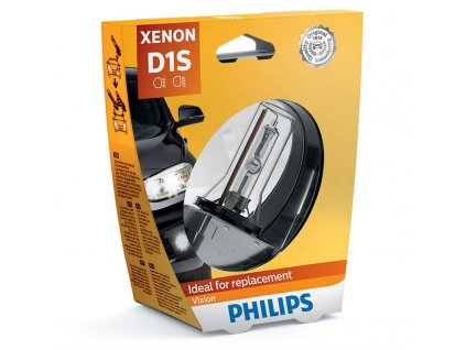 Autožárovka Philips Xenon Vision D1S, 1ks