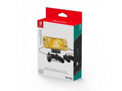Dokovací stanice Nintendo - Dual USB PlayStand pro Nintendo Switch Lite