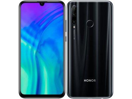 Mobilní telefon Honor 20e - černý