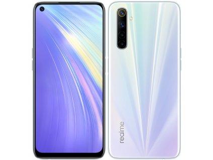 Mobilní telefon Realme 6 64 GB - bílý