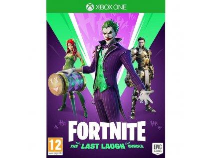 Hra Warner Bros Xbox One Fortnite: The Last Laugh Bundle
