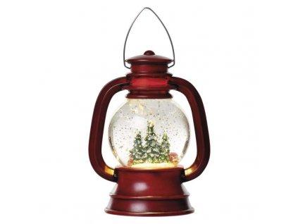 LED lucerna 20x11cm, 3x AA, vnitřní, teplá bílá (ZY2326)