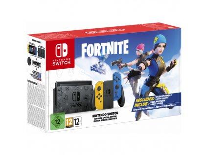 Herní konzole Nintendo SWITCH Fortnite Special Edition