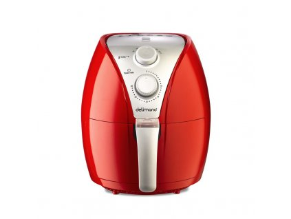 Fritéza Delimano AIR FRYER RED