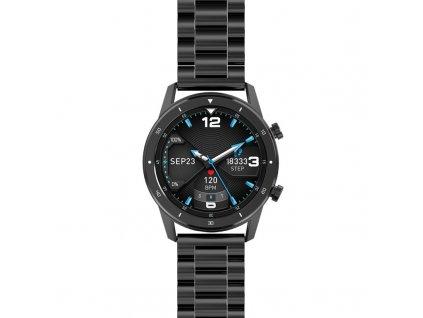 Chytré hodinky Aligator Watch Pro - černé