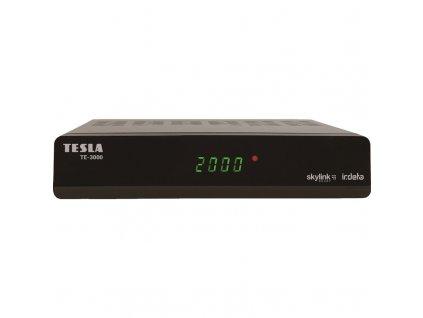 Satelitní přijímač TESLA TE-3000