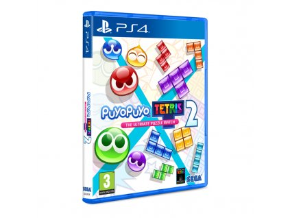 Hra Sega PlayStation 4 Puyo Puyo Tetris 2: The Ultimate Puzzle Match