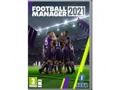 Hra Sega PC Football Manager 2021
