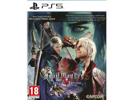 Hra Capcom PlayStation 5 Devil May Cry 5 Special Edition