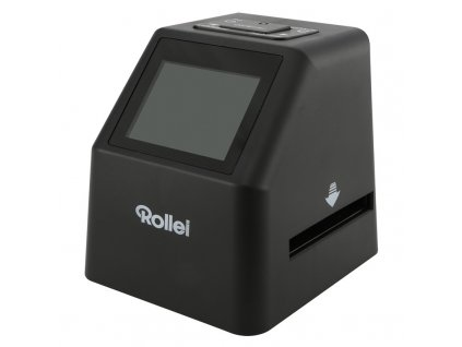 "Skener Rollei DF-S 310 SE/ Negativy/ 14Mpx/ 128MB/ 3600dpi/ 2,4"" LCD/ SDHC/ USB"