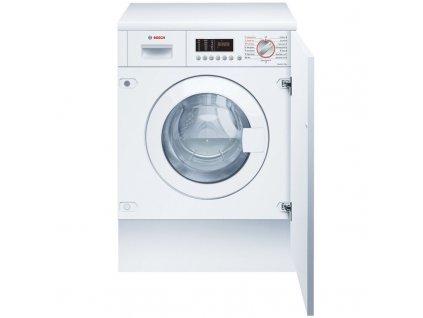Pračka/sušička Bosch WKD28542EU, vestavná