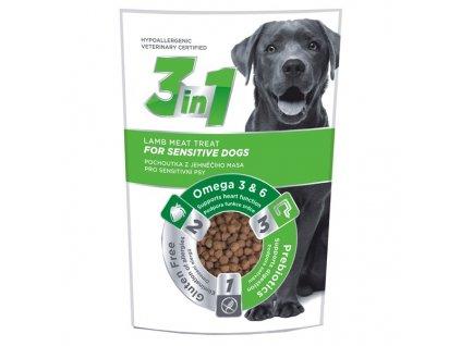 Pochoutka Dibaq 3in1 Dog Sensitiv jehněčí 100g