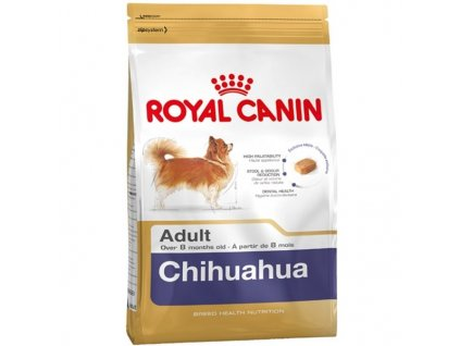 Granule Royal Canin Čivava 3 kg