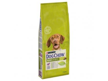 Granule Purina Dog Chow Adult Lamb jehněčí 14 kg