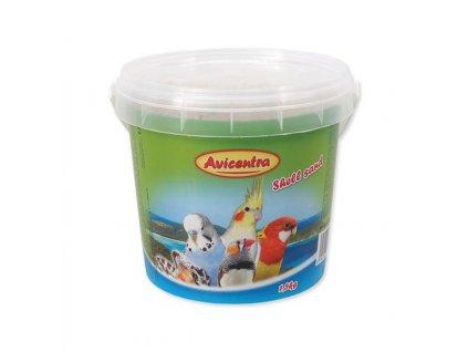 Krmivo Avicentra Písek pro ptáky s drc.mušlemi 1,5kg