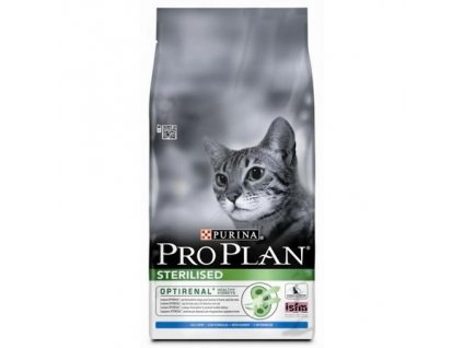 Granule Purina Pro Plan Cat Sterilised Rabbit 10 kg