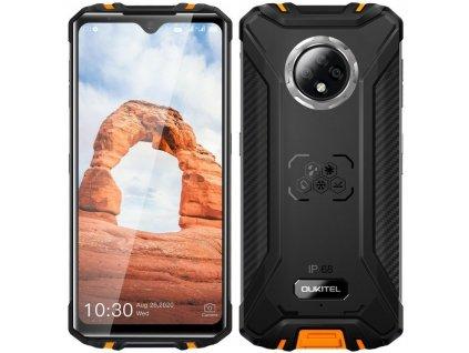 Mobilní telefon Oukitel WP8 Pro - oranžový