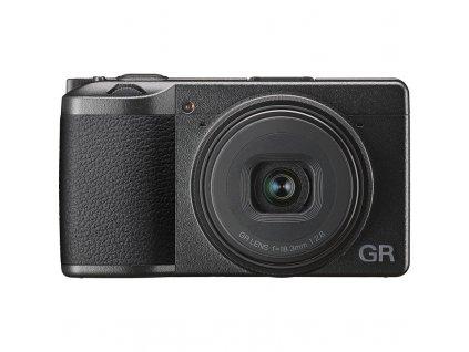 Fotoaparát Ricoh GR III, černá