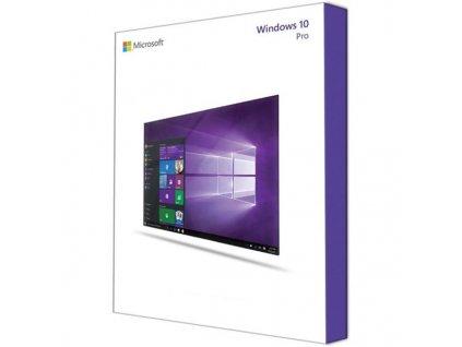 Operační systém Microsoft Windows 10 Pro 64-Bit CZ DVD OEM