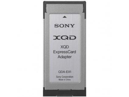 Čtečka paměťových karet Sony Adaptér XQD ExpressCard