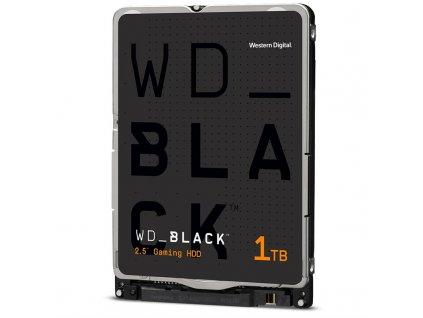"""HDD 2,5"""" Western Digital Black 1TB, SATA III, 7200 ot/min, 64MB cache"""