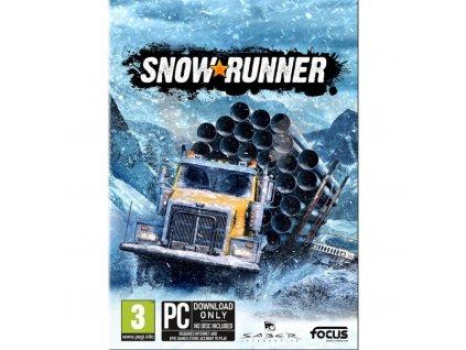 Hra PC SnowRunner