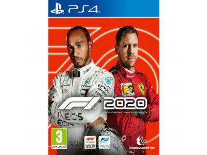 Hra Codemasters PlayStation 4 F1 2020 Standard Edition