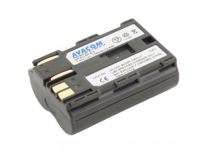 Baterie Avacom Canon BP-511/ 512 Li-Ion 7.4V 1700mAh 13Wh tmavě šedá