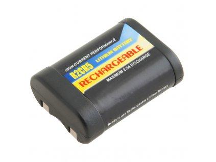 Baterie Avacom Canon 2CR5, Kodak KL2CR5, Pentax 2CR5 Li-Fe 6V 500mAh 3Wh