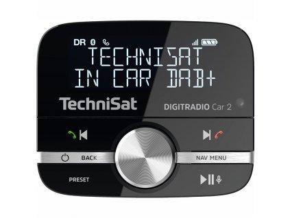 FM/DAB+ transmitter TechniSat DIGITRADIO CAR 2