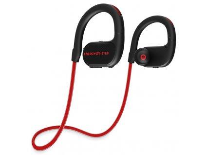 Sluchátka Energy Sistem BT Running 2 - červená