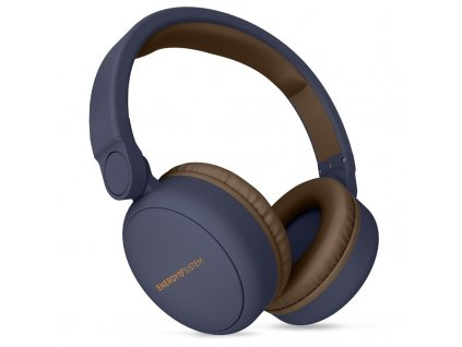 Sluchátka Energy Sistem 2 Bluetooth - modrá