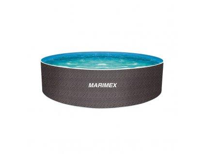 Bazén Marimex Orlando 3,66x1,22 m RATAN