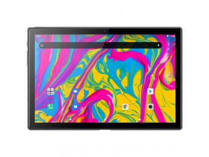 "Dotykový tablet Umax VisionBook 10C Pro LTE + Keyboard Case 10"", 64 GB, WF, BT, GPS, Android 10 + dock - šedý"