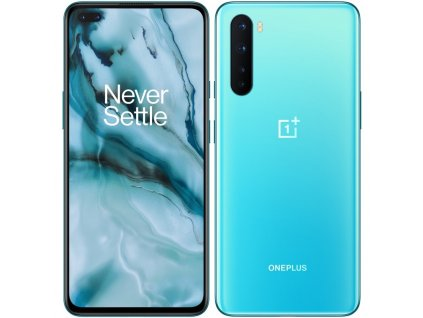 Mobilní telefon OnePlus Nord 8/128 GB 5G - Blue Marble