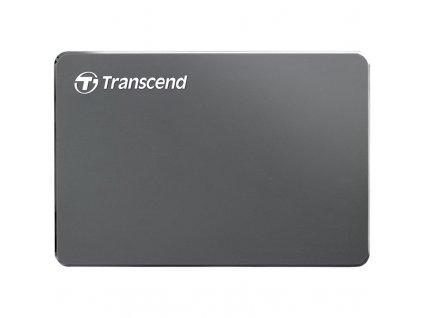 """HDD ext. 2,5"""" Transcend StoreJet 25C3N 1TB - šedý"""