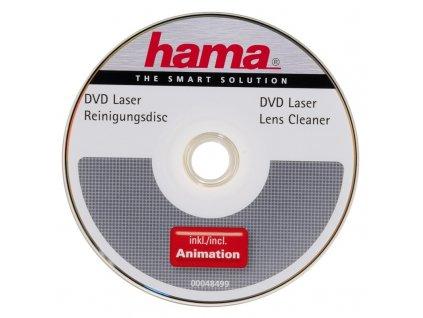 Čistící disk DVD Hama, 1ks