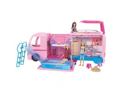Barbie Mattel dream camper karavan snů