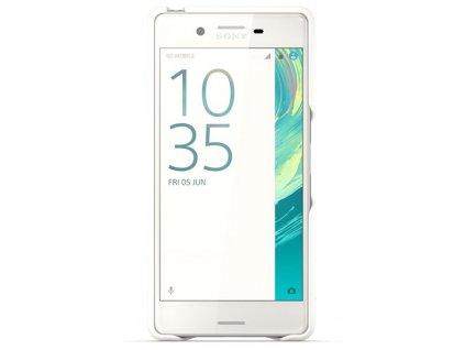 Kryt na mobil Sony SBC22 pro Xperia X - bílý