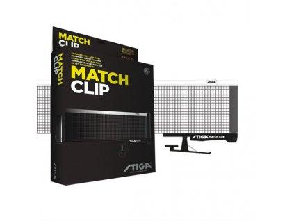 Síťka na stolní tenis Stiga Match Clip