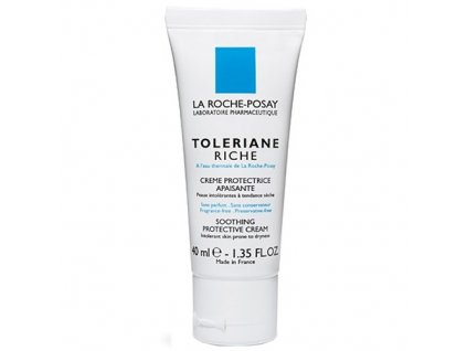 Zklidňující ochranný krém Tolériane Riche 40 ml