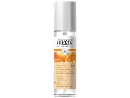 Svěží deo sprej BIO Pomeranč - BIO Rakytník 75 ml