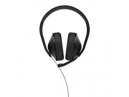 Headset Microsoft Xbox One Stereo Headset - černý