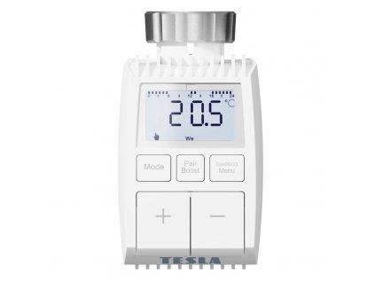 Bezdrátová termohlavice Tesla Smart Thermostatic Valve