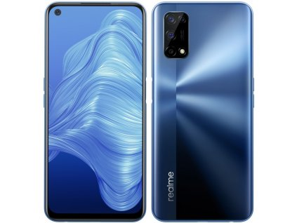 Mobilní telefon realme 7 5G - modrý