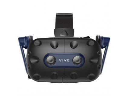 Brýle pro virtuální realitu HTC VIVE PRO 2 (Brýle + 2x ext. snímače pohybu/ 2x ovládač/ Link box/ kabeláž)