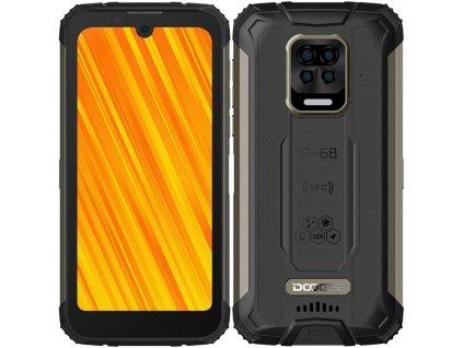 Mobilní telefon Doogee S59 PRO Dual SIM - černý